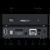 MAG254 Linux IPTV / OTT Box / Vidéo 1080p / RAM 512 Mo / Processeur multimédia 650 MHz / Interface HDMI 1.4 / Linux 2.6.23 / USB 2.0