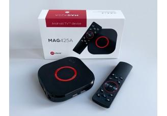Bewertung der Set-Top-Box MAG425A