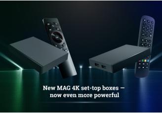 Infomir presents its next-gen set-top box line-up