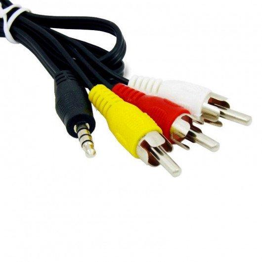Câble RCA pour sortie A/V