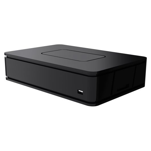 MAG351 IPTV 4K UHD Set-Top Box / 60FPS support / 8GB Flash Memory / Media Core CPU  A15 / 2 GB RAM / In-built Wi-Fi / Bluetooth 4.0