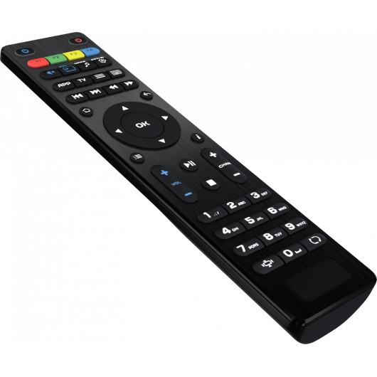 Original Replacement Remote Control Unit for MAG 250, 254, 255, 256, 257, 275, 322, 349, 350, 351, 352 Linux IPTV Set Top Box