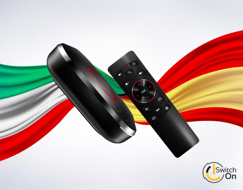 SwitchOnShop ist jetzt auch auf Italienisch und Spanisch verfügbar!