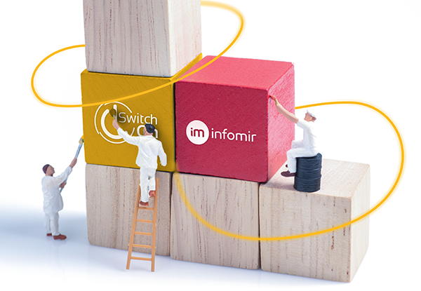 SwitchOnShop est un représentant officiel d'Infomir