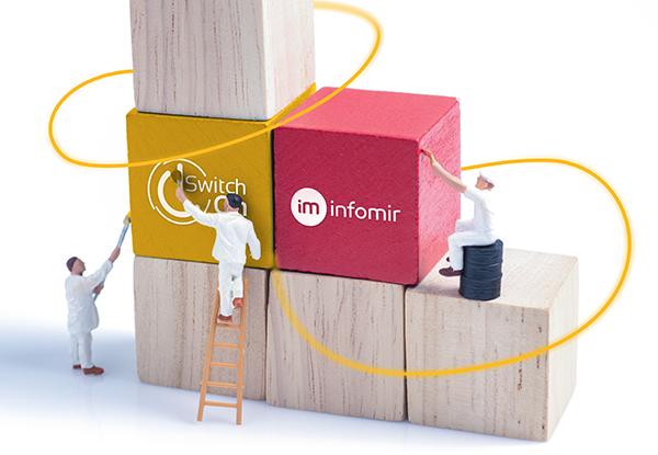 SwitchOnShop is an official representative of Infomir