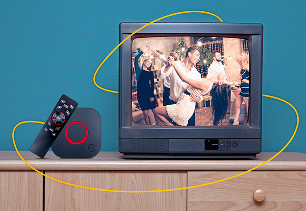 Wie kann man aus einem alten Fernseher Smart TV machen?